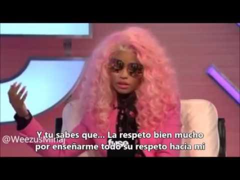 nicki minaj hablando sobre iggy azalea