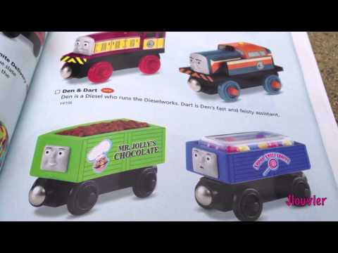 NEW 2013 Thomas Wooden Railway Yearbook - Fisher Price Toy Train Tank Engine King of The Railway