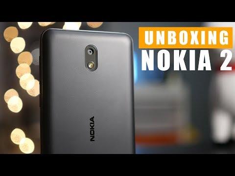 Unboxing Nokia 2 Indonesia : Mau bangkit koq begini?