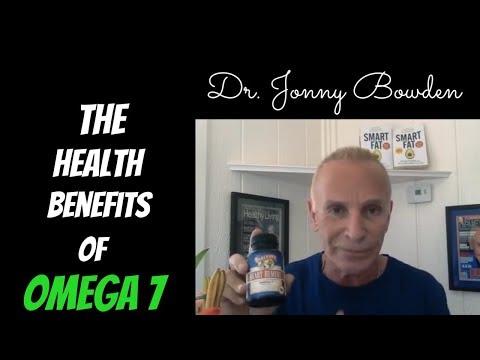 Add Omega-7 to your daily vitamin regimen! - Jonny Bowden