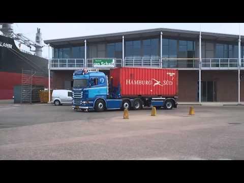 container transport over de weg deel 5 in,2013