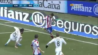 Atletico de Madrid 4 - 0 Real Madrid Liga BBVA 2015 - Directv sports