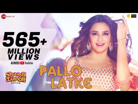 Pallo Latke | Jyotica Tangri | Shaadi Mein Zaroor Aana |Rajkummar & Kriti| Yasser Desai & Fazilpuria thumbnail