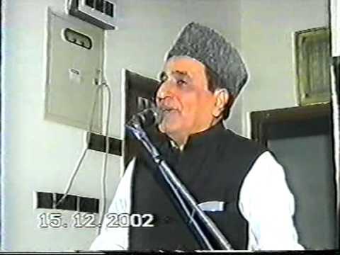 Alhaj Munawer Salil - Gujarati Manqabat (3) video