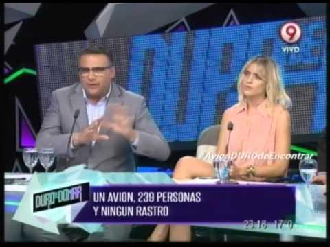 DEBATE: UN AVION, 239 PERSONAS Y NINGUN RASTRO - DIEGO DOMINELLI - 10-03-14