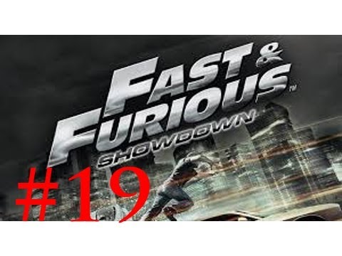 Fast and Furious Showdown Walkthrough 19 Chapter 7 Race 2 Germany Hijack! ROCKET LAUNCHER!