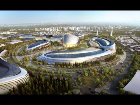 EXPO 2017 Future Energy, Astana, Kazakhstan - Unravel Travel TV