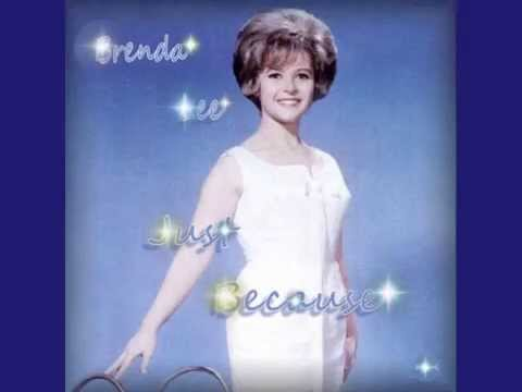 Brenda Lee - Just Because