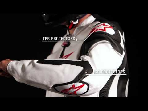 Alpinestars GP Tech Air Leather Motorcycle Jackets