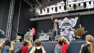 Moonspell - Breath (Untill we are no more) (Live 1080p) ) İSTANBUL - Headbanger