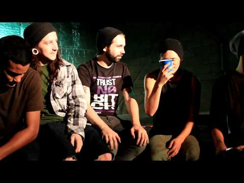 All Access Rock interviews Adestria 10/15/10 Part 1 of 2