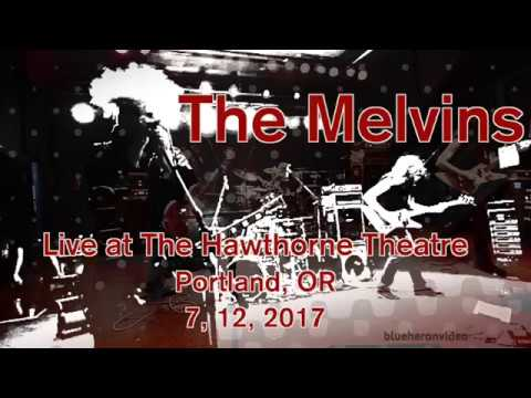 """The Melvins """"I Want To Hold Your Hand""""  Beatles cover -LIve-  at The Hawthorne Theatre  7, 12, 2017"""