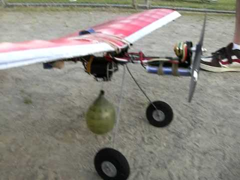 Brushless SlowStick Bomber