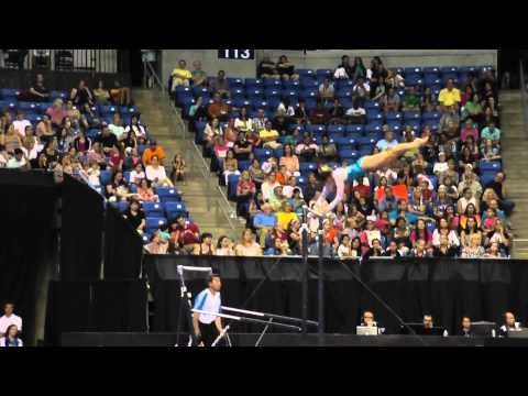 Anna Li - Bars - 2012 Visa Championships - Sr Women - Day 1
