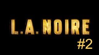 Český Let's Play - L.A. Noire (2) - Šampion v boxu [CZ]