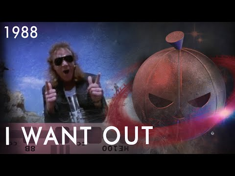 Helloween - I Want Out (1988) video
