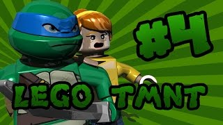LEGO Teenage Mutant Ninja Turtles (TMNT): Episode 4 | TwinToo Bricks