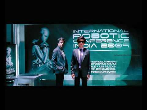 Enthiran Teaser video
