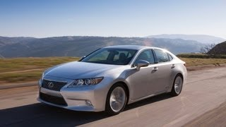 2013 Lexus ES 350 First Drive & Review