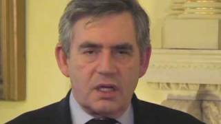 Gordon Brown praises e-Government National Awards winners & finalists