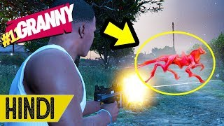 Chupacabra (BHOOT) HUNT | GTA 5 | #Granny #11
