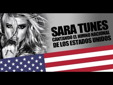Thumbnail of video Sara Tunes cantará el Himno de Estados Unidos / Freak Out! News.