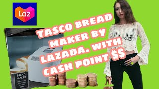 Tesco Bread Maker unboxing with dance by LAZADA