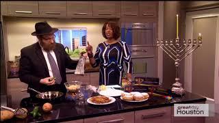 Chanukah Latke Cooking Demo - Great Day Houston