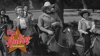 Gene Autry and Mary Lee - Ride, Tenderfoot, Ride (from Ride, Tenderfoot, Ride 1940)