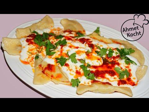 Manti   AhmetKocht   türkisch kochen   Ramadan Spezial