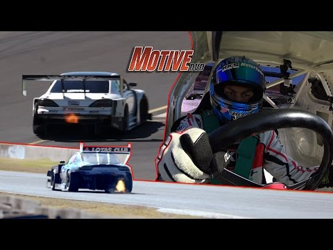 World Time Attack Challenge 2016 - The craziest Time Attack cars on the planet