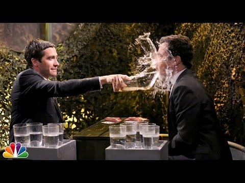 Water War with Jake Gyllenhaal