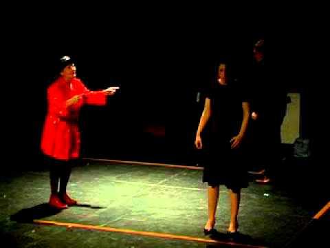 INNOCENCE / chantier. Théâtre de l'Atalante février 2010