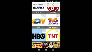 Ver TV Gratis En Android [ TV Directo ]