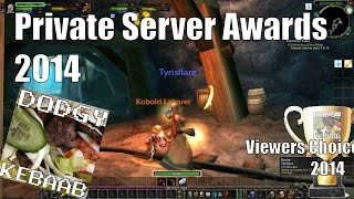 WoW Private Server Awards 2014
