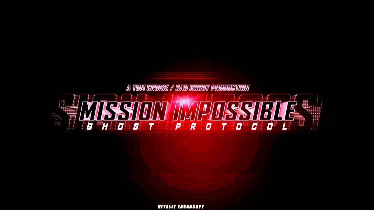 mission impossible ghost protocol soundtrack vitaliy