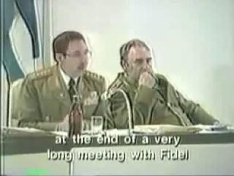 Cuba- Juicio al General Ochoa (1988 ) - completo