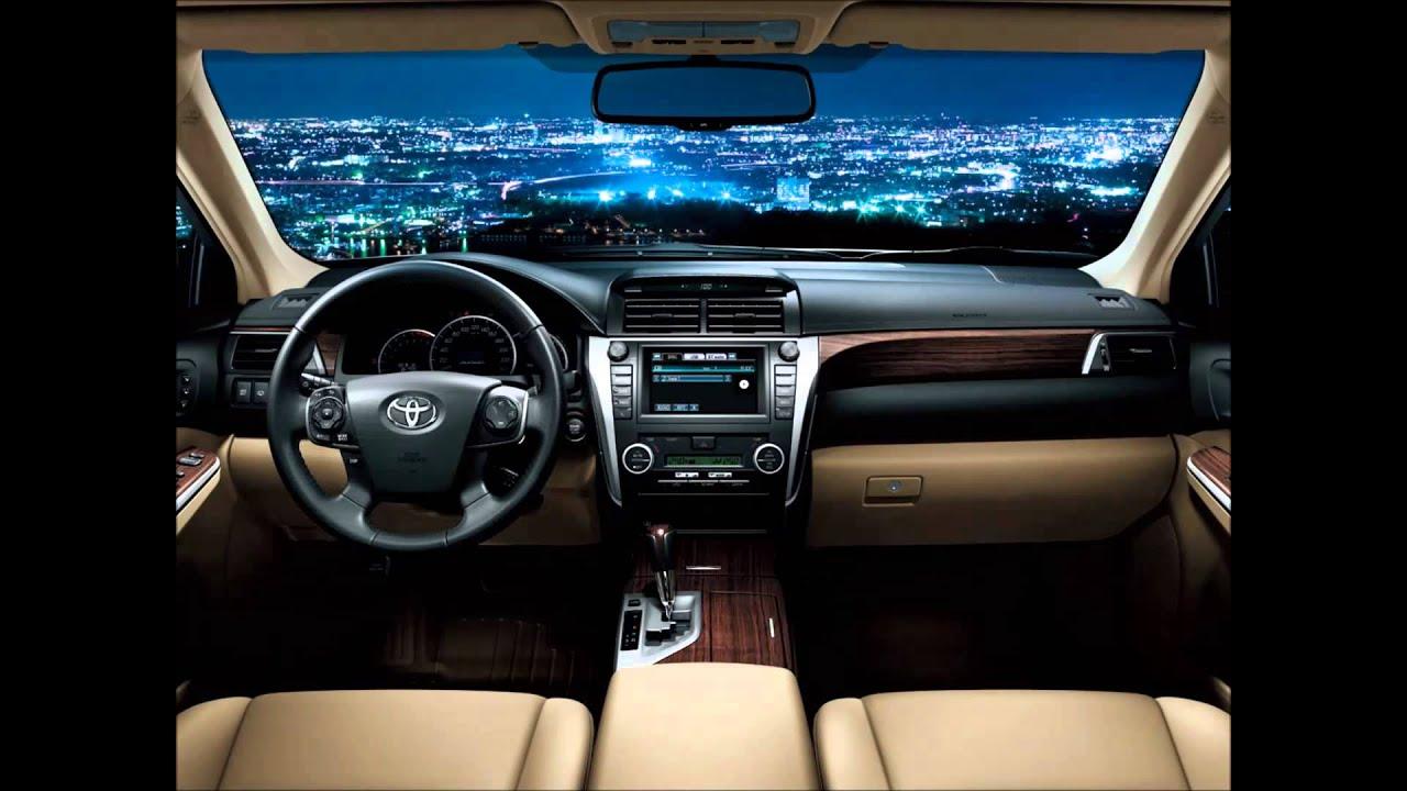 اوريون تويوتا الجديدة Toyota Aurion 2014 Youtube