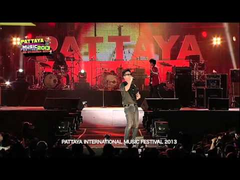 อากาศร้อน-TATTOO COLOUR Pattaya International Music Festival 2013