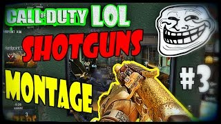 CoD: Advanced Warfare Shotgun Montage - Troll Face By TGamingK (Call of Duty AW Gameplay)