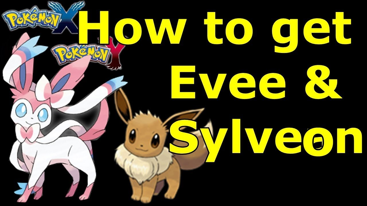 How To Evolve Eevee Into Sylveon 5 Steps With Pictures