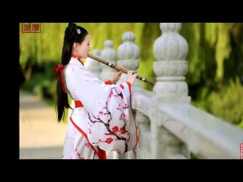 Beautiful Chinese Music - Chinese Zither And Bamboo Flute 5 video
