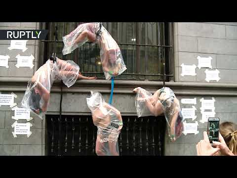 Bodies in plastic bags: Acquittal of two men in a rape case provokes protests in Buenos Aires
