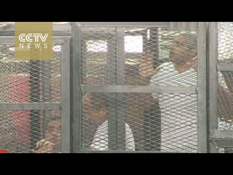 183 Muslim Brotherhood supporters sentenced to death