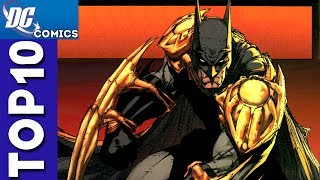 Top 10 Batman Moments From New 52