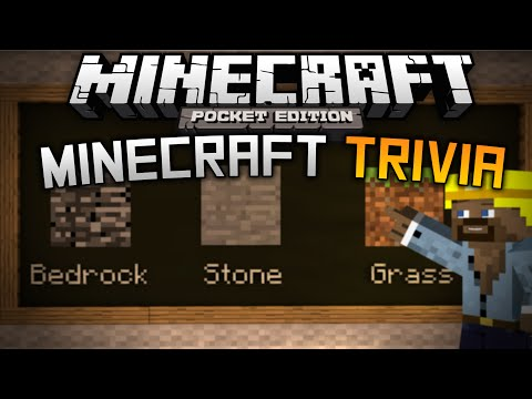 CREEPERS R SECRETLY PIGS MCPE Trivia Map Minecraft Pocket Edition