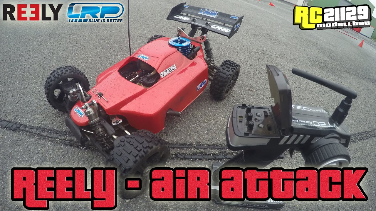 Reely Air Attack 4wd rc 21129 Reely Air Attack