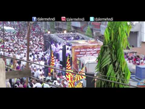 Guru Nanak Jayanti Prabhatferi   Full video HD   Ulhasnagar   Daler Mehndi
