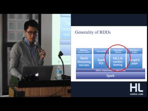 Mining Big Data with Apache Spark - Reynold Xin and Aaron Davidson of Databricks