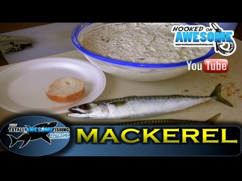 How to cook fish mackerel pate simple easy for How to cook mackerel fish